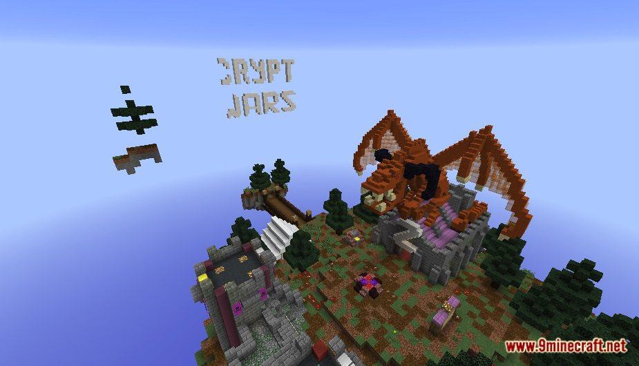 Crypt Wars Map Screenshots 4