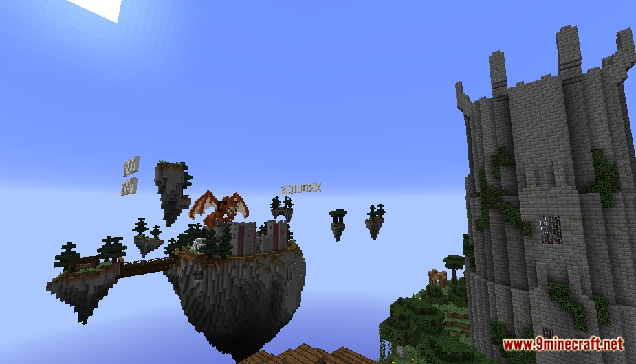 Crypt Wars Map Screenshots 8