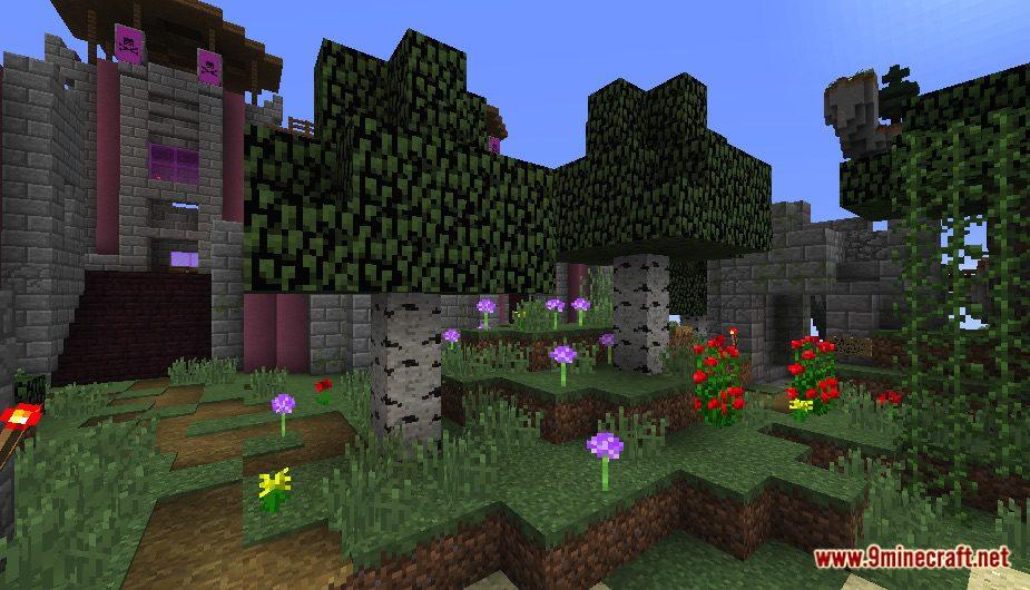 Crypt Wars Map Screenshots 9