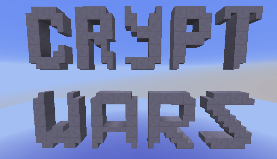 Crypt Wars Map 1.12.2/1.12