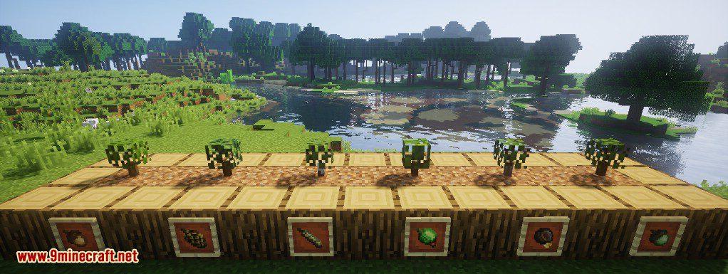 Dynamic Trees Mod Screenshots 1