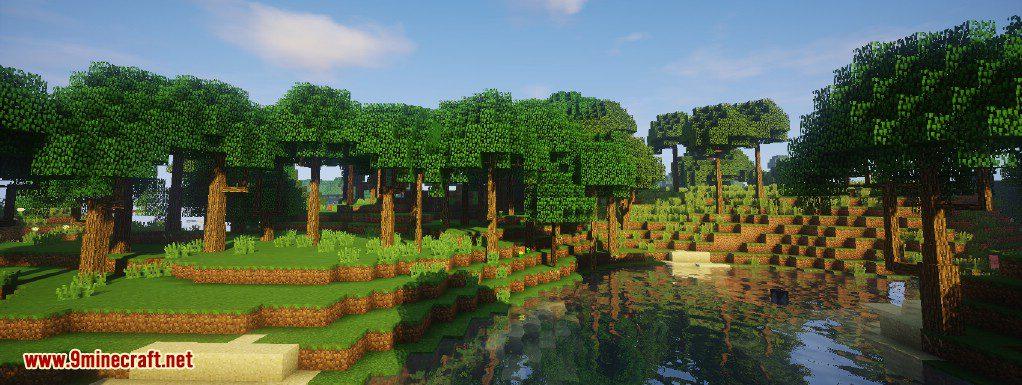 Dynamic Trees Mod Screenshots 3