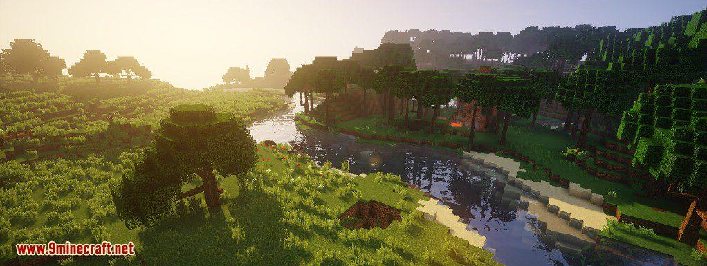 Dynamic Trees Mod Screenshots 4