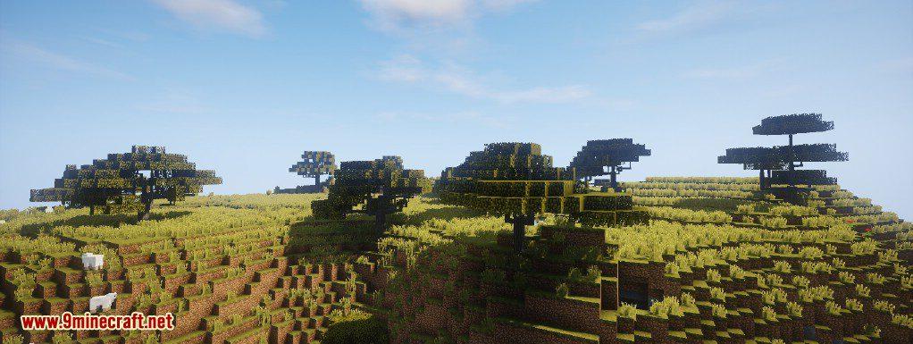 Dynamic Trees Mod Screenshots 5