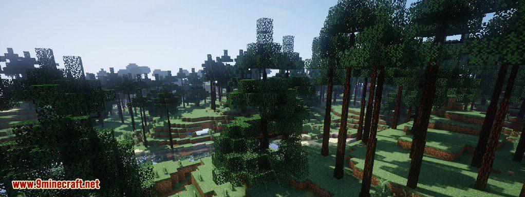 Dynamic Trees Mod Screenshots 6