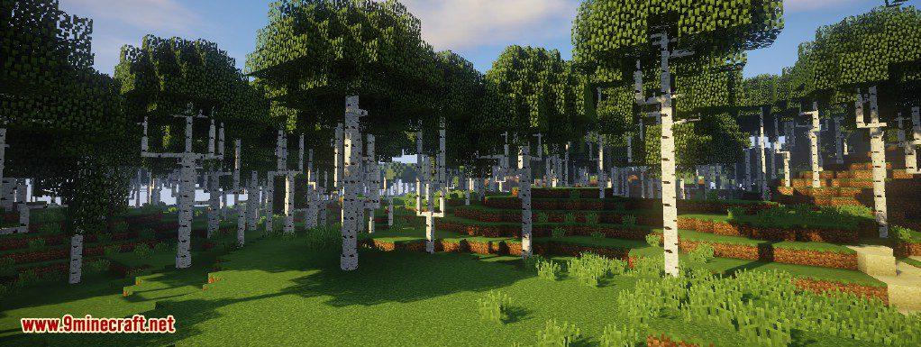 Dynamic Trees Mod Screenshots 7