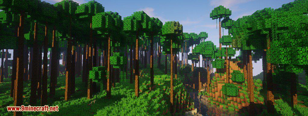 Dynamic Trees Mod Screenshots 8