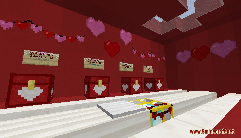 Find The Button – Your Valentine Map Screenshots 3