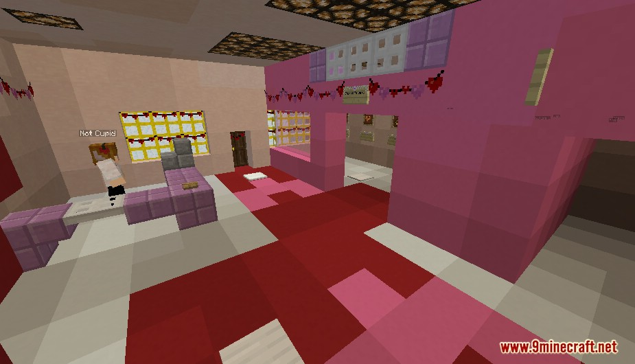 Find The Button – Your Valentine Map Screenshots 5