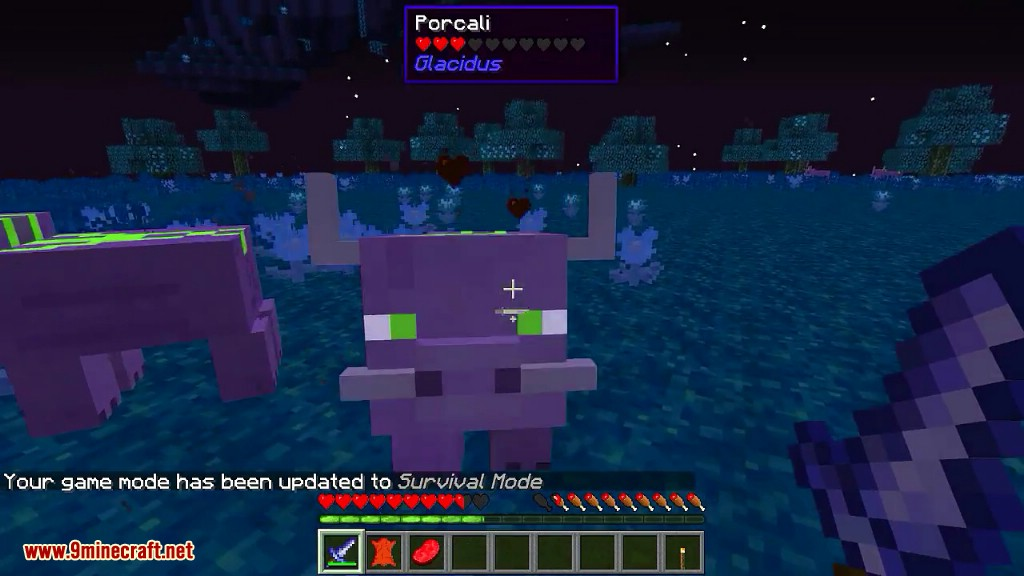 Glacidus Mod Screenshots 15
