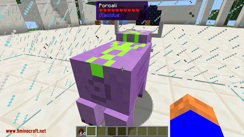 Glacidus Mod Screenshots 6