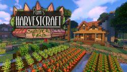 HarvestCraft Mod Logo