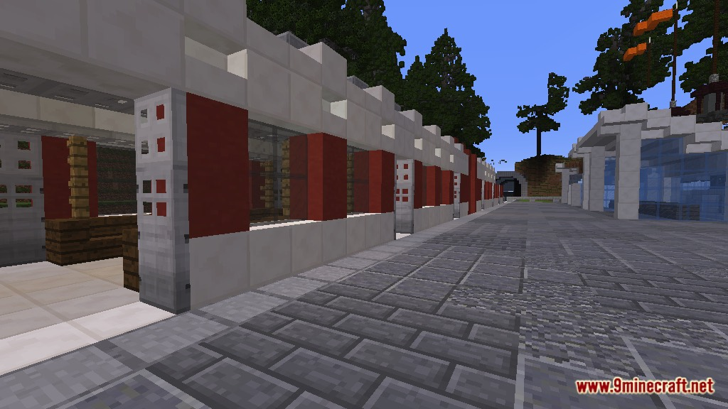 minecraft pe south park map download