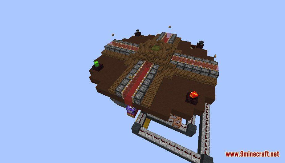 Illogical Minecraft 2 Map Screenshots 1
