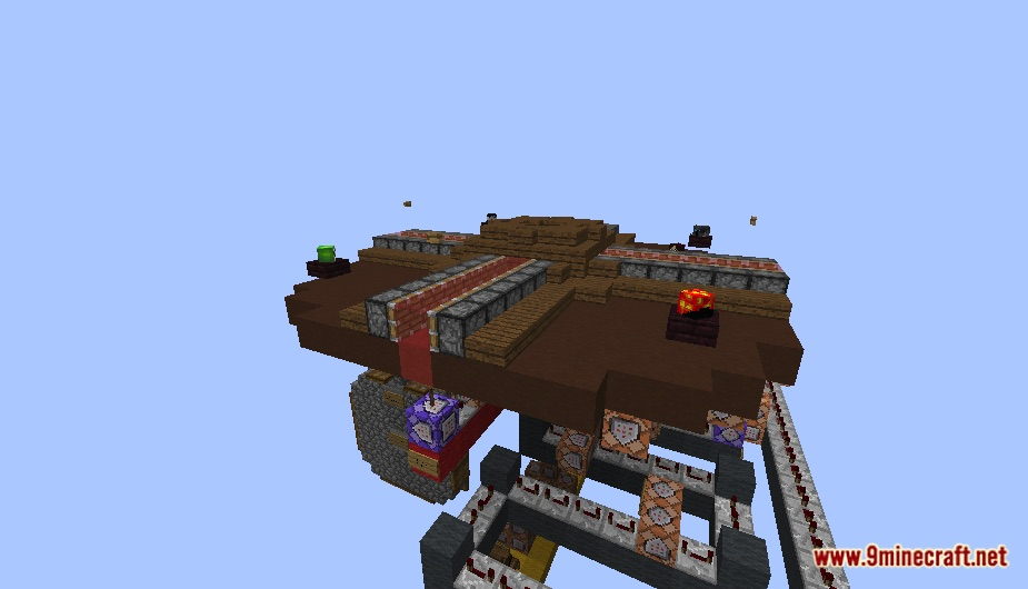 Illogical Minecraft 2 Map Screenshots 4