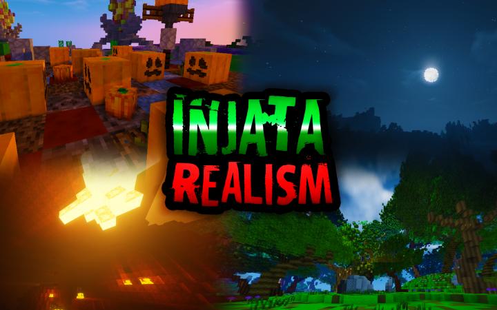 InjataRealism PvP Resource Pack