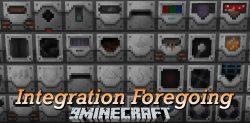Integration Foregoing Mod