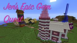 Jen's Epic Gem Quest Map Thumbnail