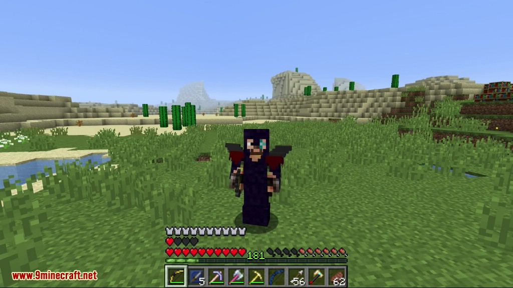 Rpg Style Loot In Minecraft Mega Loot Mod Spotlight Minecraft 1 12