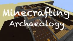 Minecrafting Archaeology Map Thumbnail