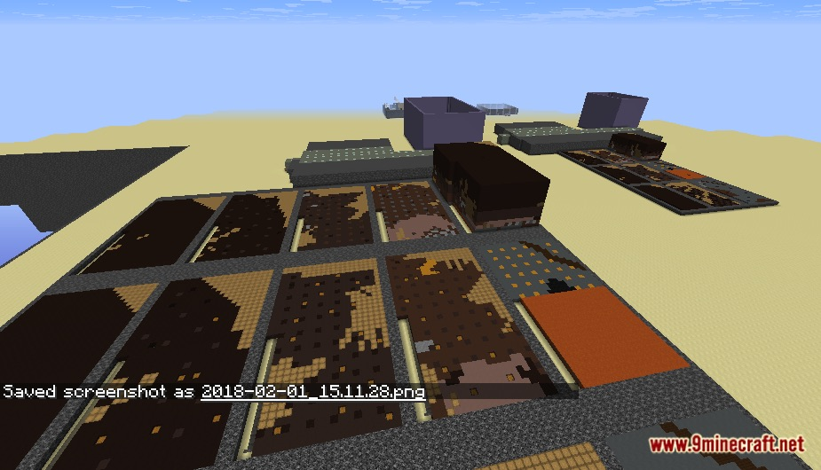 Minecrafting Archaeology Map Screenshots (8)