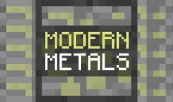 Modern Metals Mod
