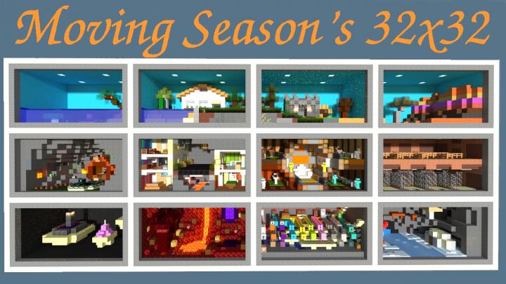 Moving Season Resource Pack