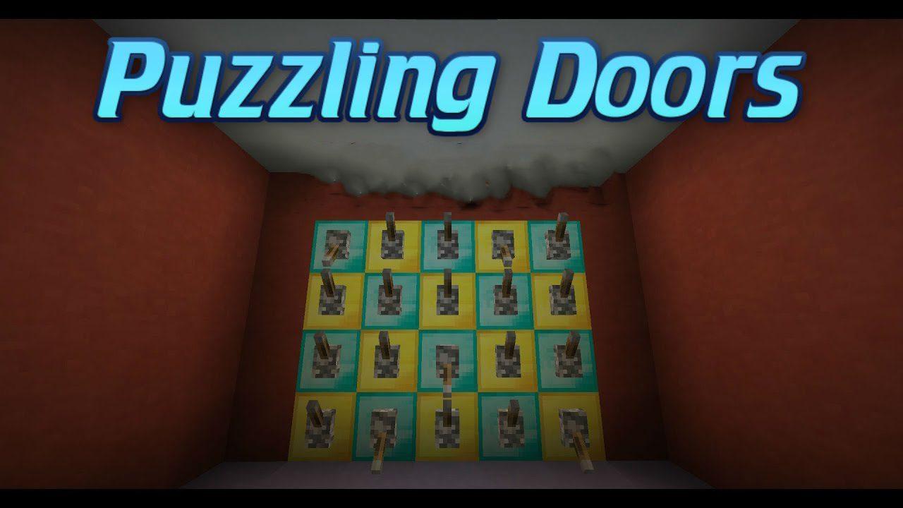 Puzzling Doors Map Thumbnail