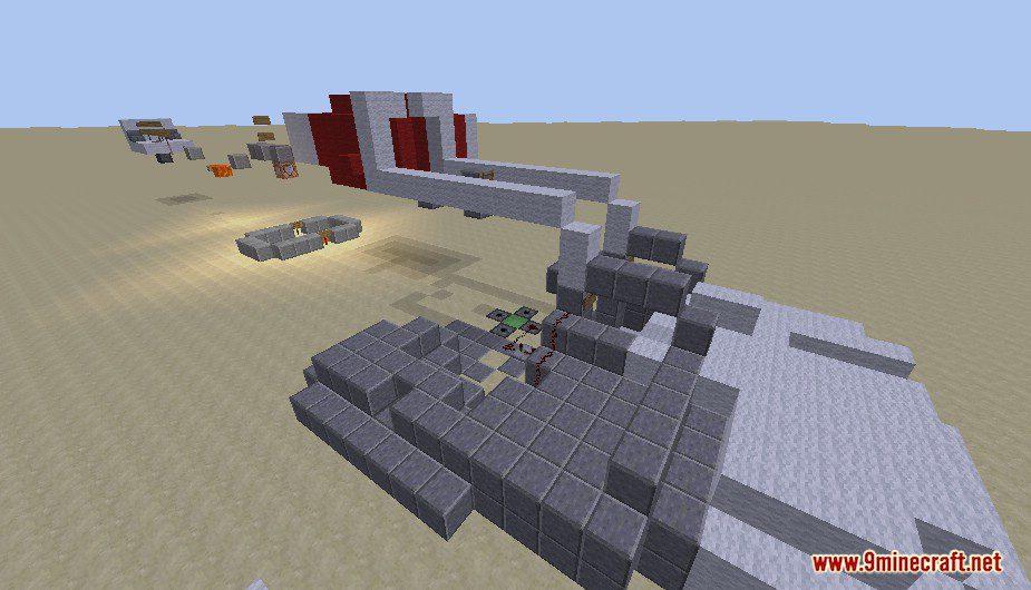 Redstone Parkour Map Screenshots 1