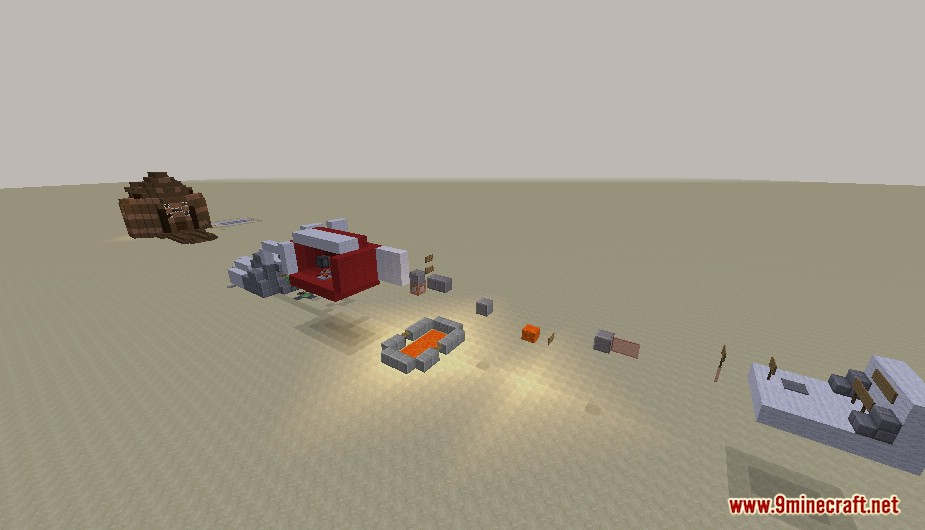 Redstone Parkour Map Screenshots 2