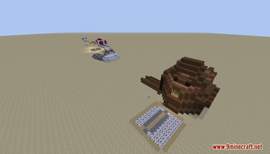 Redstone Parkour Map Screenshots 7