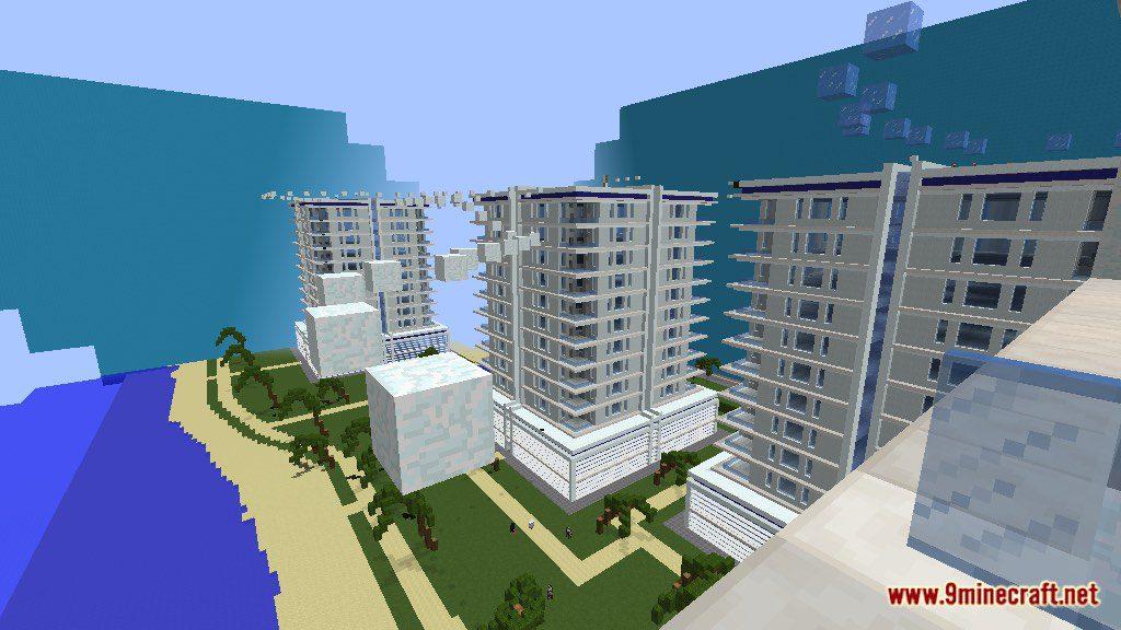 Resort Parkour Map Screenshots (1)