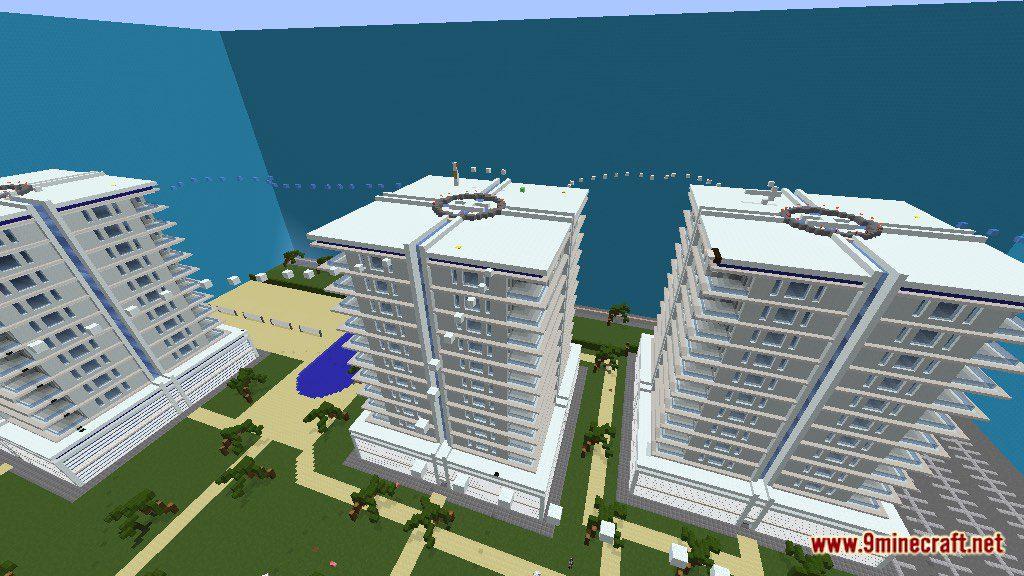 Resort Parkour Map Screenshots (10)