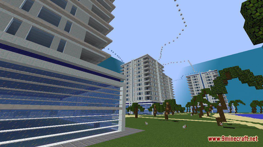 Resort Parkour Map Screenshots (3)