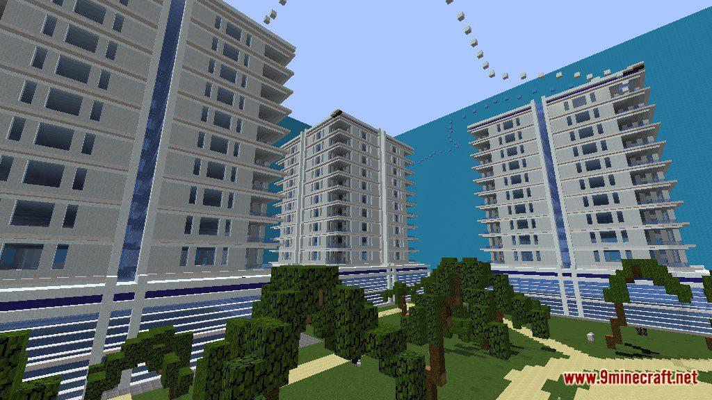 Resort Parkour Map Screenshots (6)