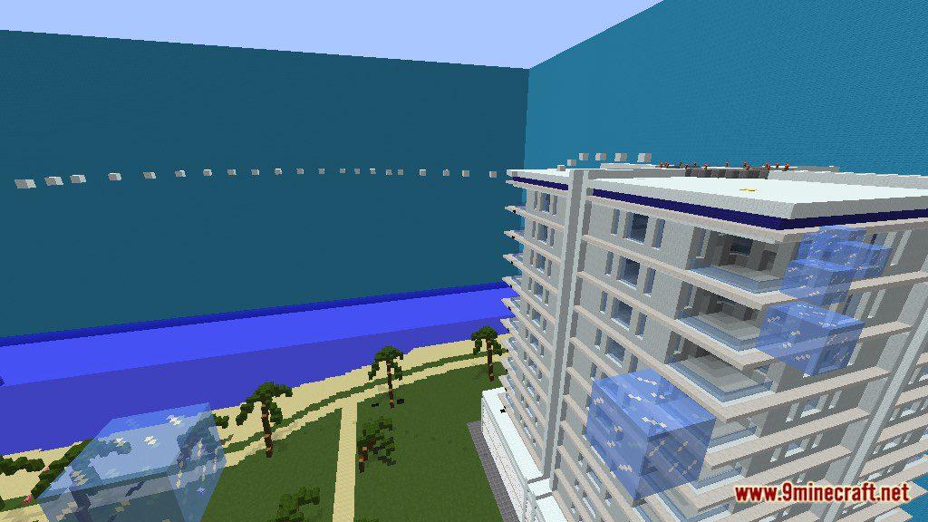 Resort Parkour Map Screenshots (8)