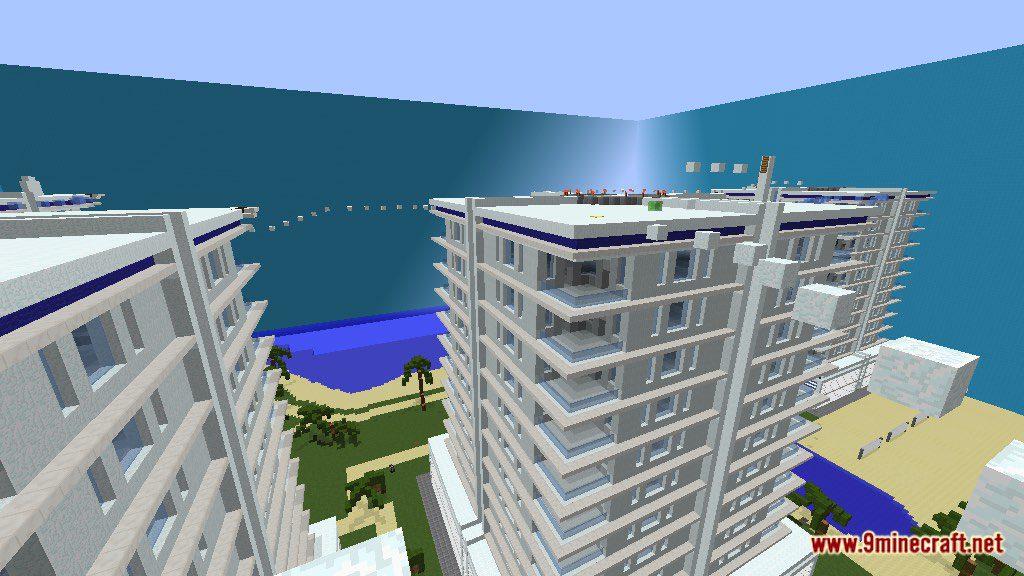 Resort Parkour Map Screenshots (9)