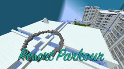 Resort Parkour Map Thumbnail