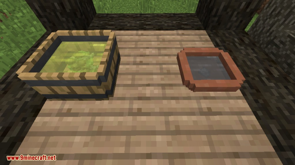 Rustic Mod 1 12 2/1 11 2 (Medieval-Themed Features