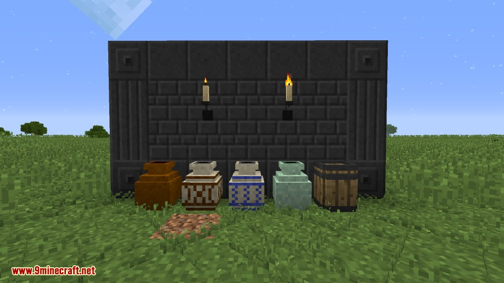 rustic minecraft mod wiki