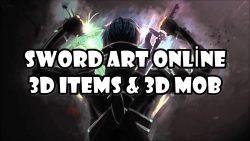 Sword Art Online 3D Resource Pack