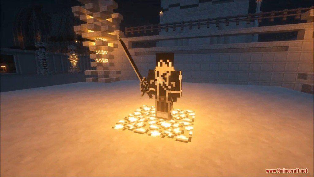 Sword Art Online 3D Resource Pack Screenshots 3
