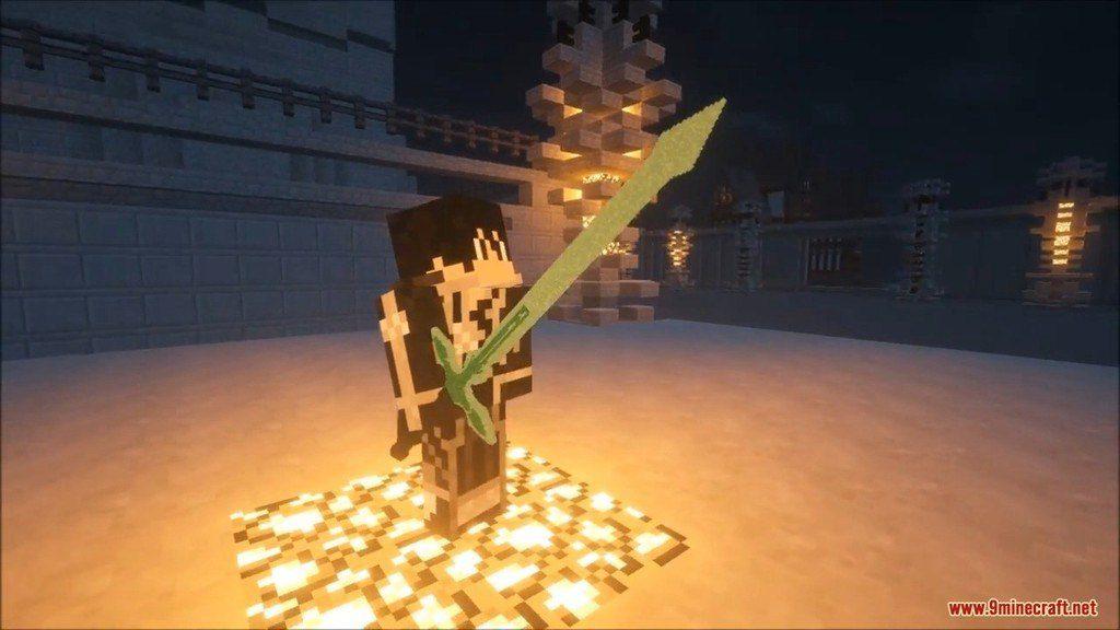 Sword Art Online 3D Resource Pack Screenshots 6