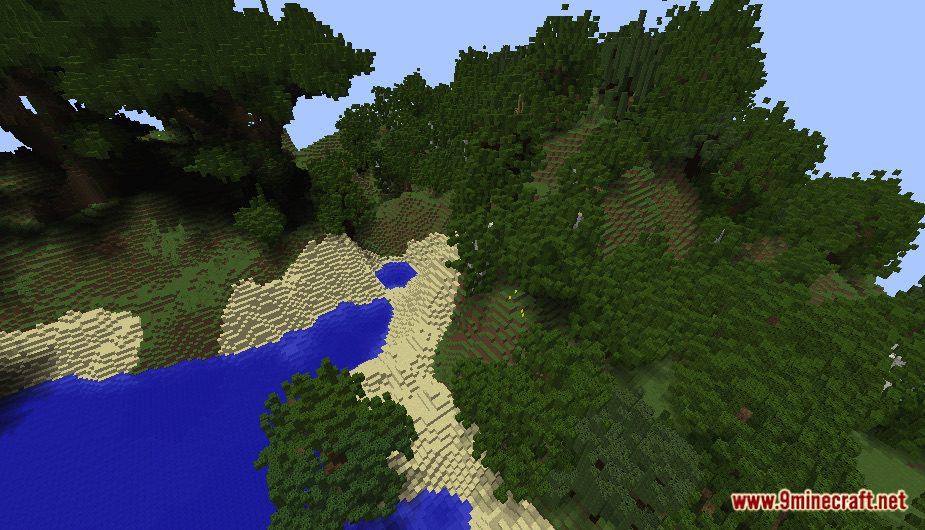 The Island of Moszark Map Screenshots 11