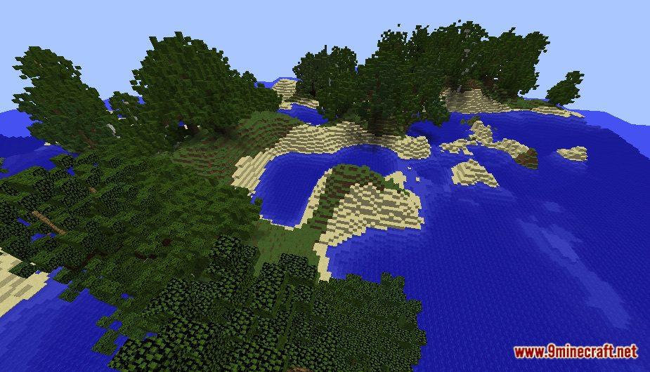 The Island of Moszark Map Screenshots 5