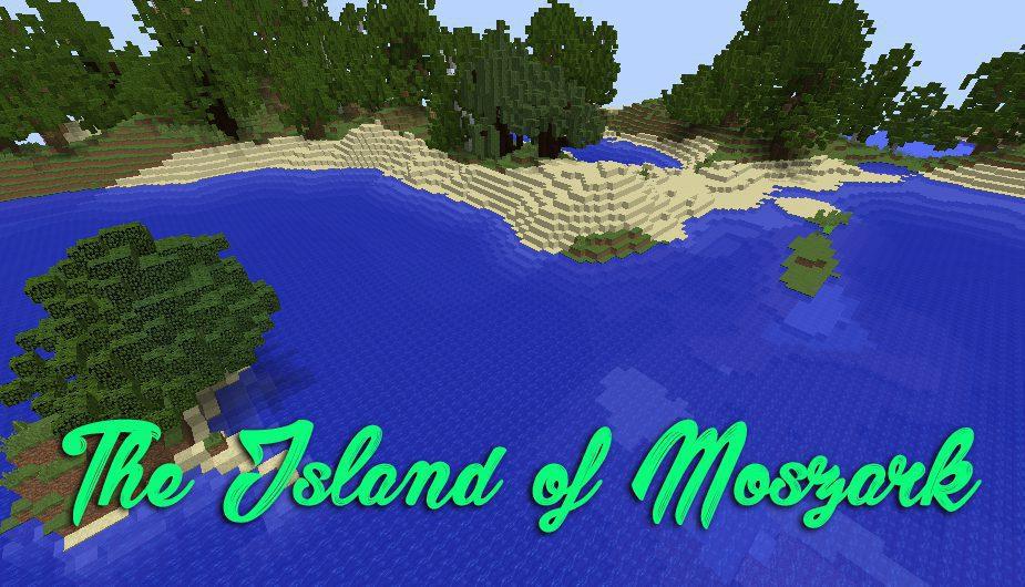The Island of Moszark Map Thumbnail