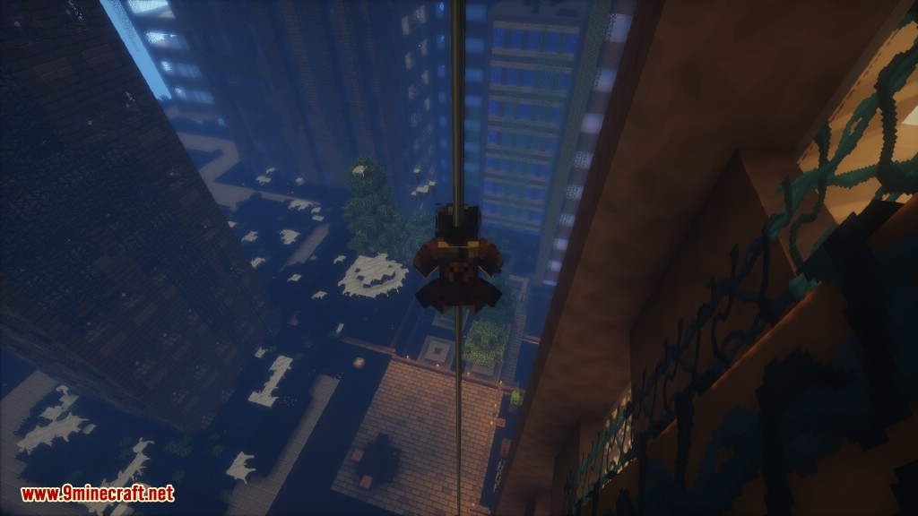 To the Bat Poles Mod Screenshots 1