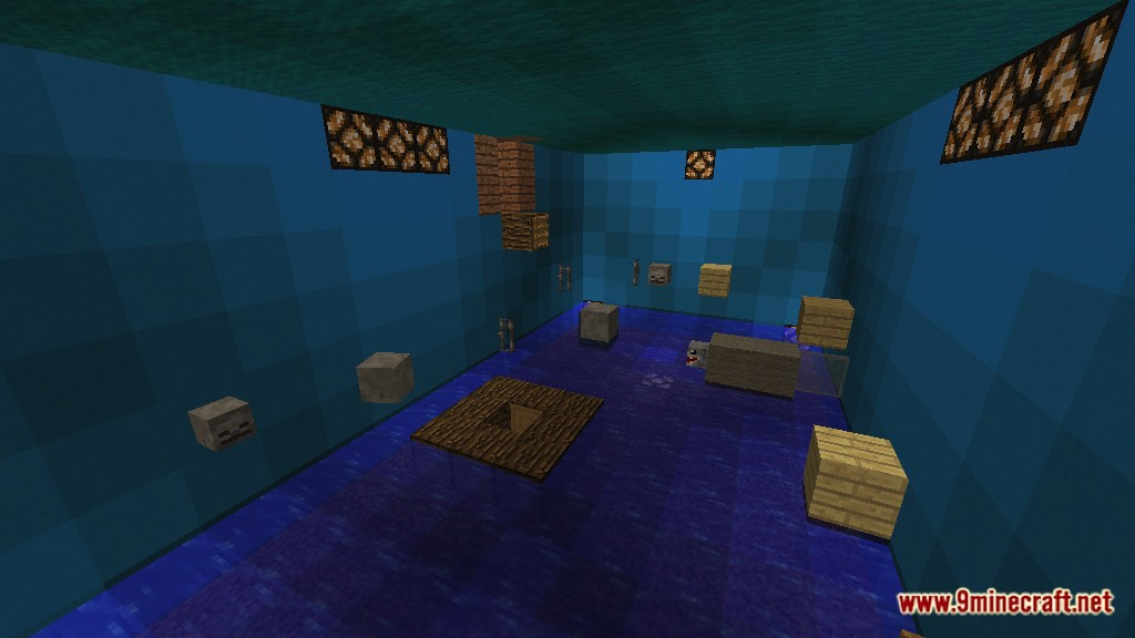 Video Games Parkour Map 1 12 2/1 12 for Minecraft