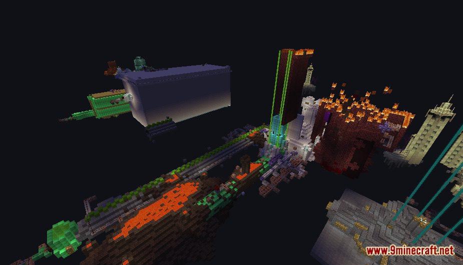 Void Matrix- Remastered Map Screenshots 10