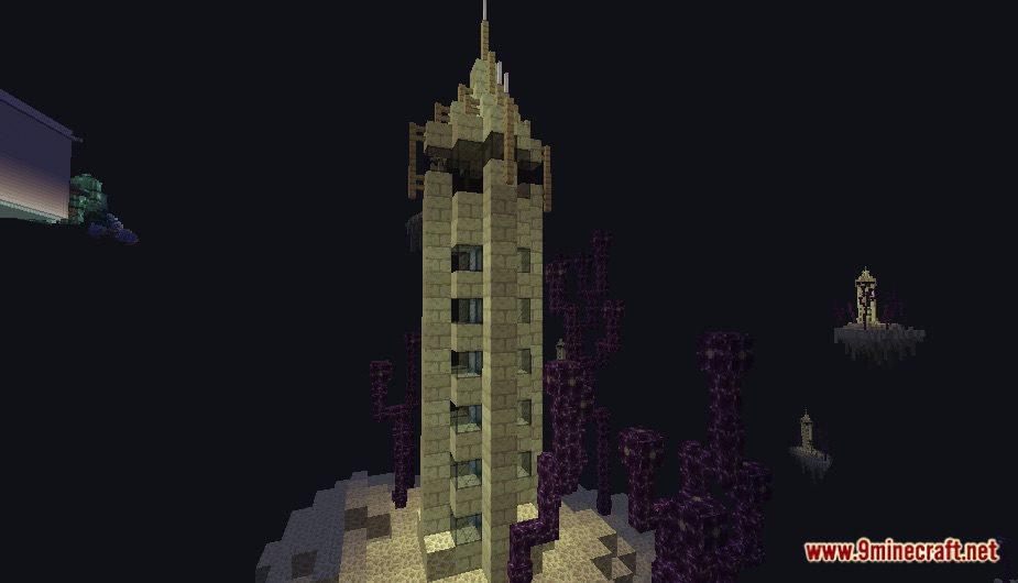Void Matrix- Remastered Map Screenshots 2